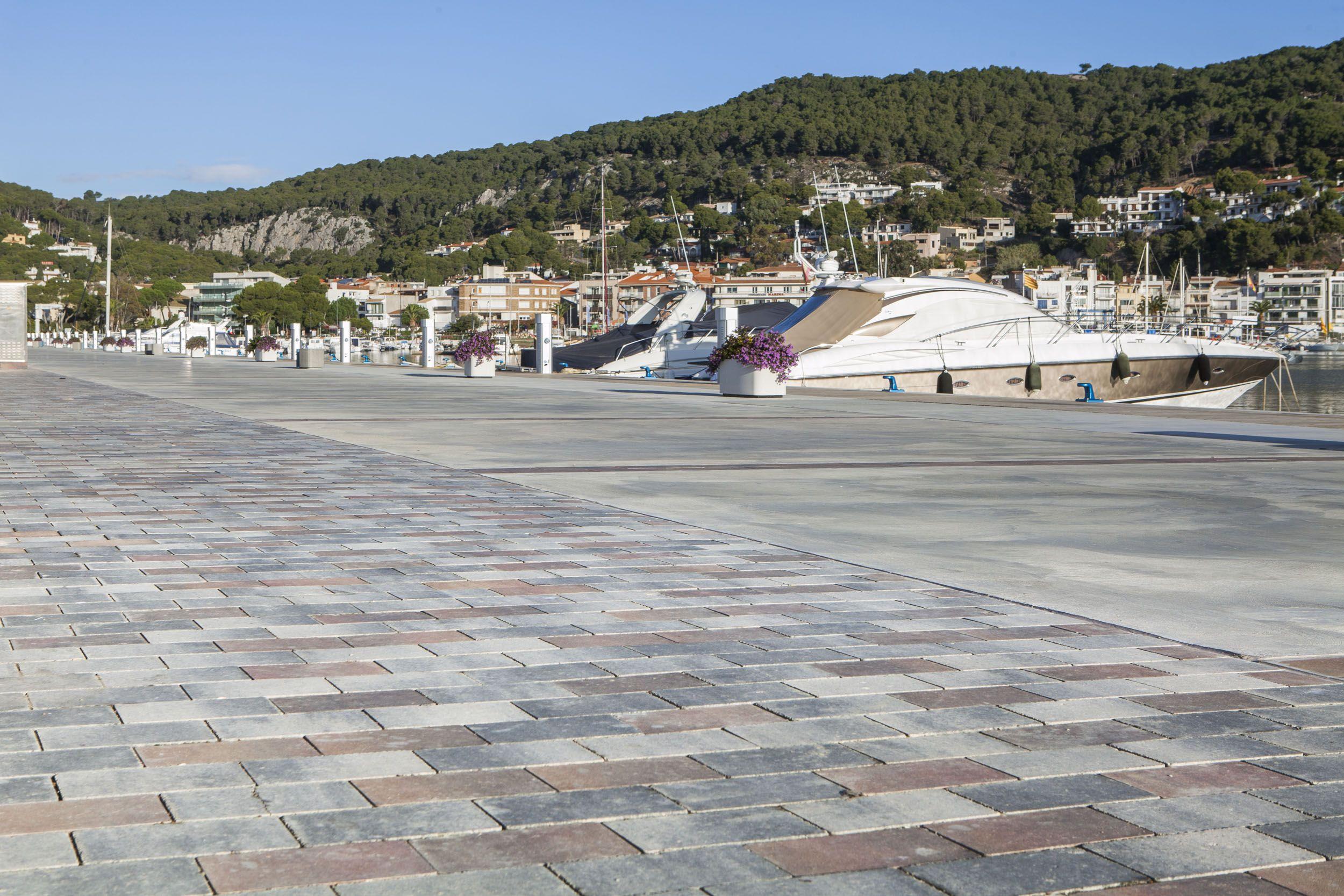 Puerto náutico sostenible de l'Estartit, Girona