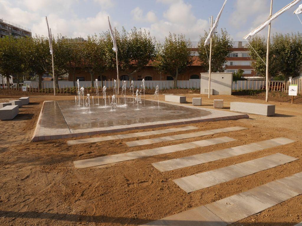 Parque de les Veles , Calella