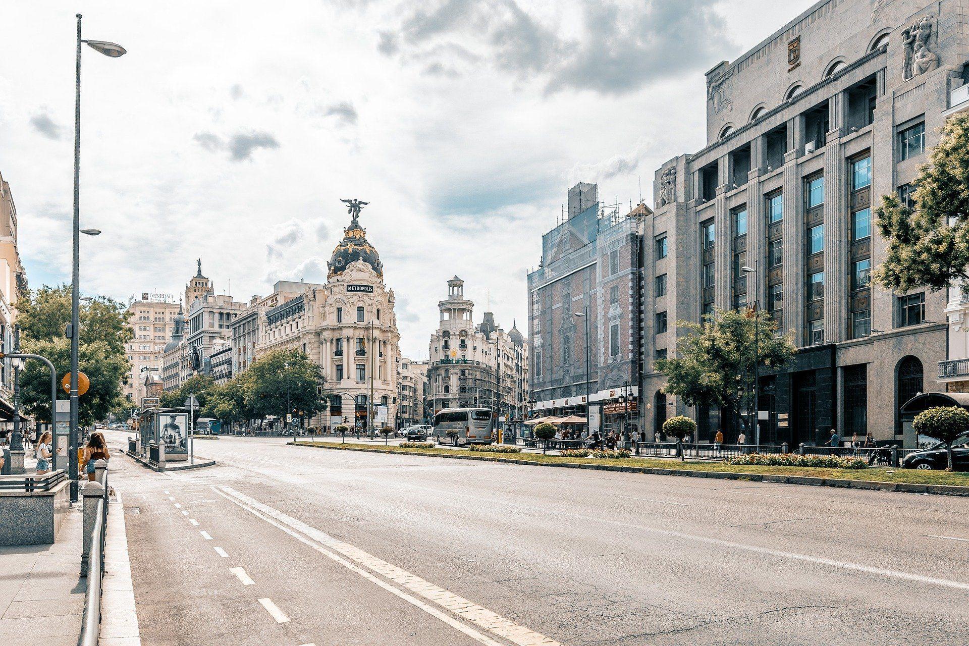 La provincia de Madrid puede disponer del mobiliario urbano de Breinco.